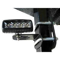 Roll Bar Mounted Light Bracket - Pair