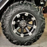 Tire- Wheel Package: 14