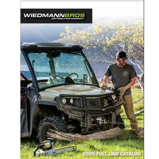 Catalog: 2019-2020 Full Line Catalog - UTV | TRACTOR | MOWER | ACCESSORIES (24 Pack)