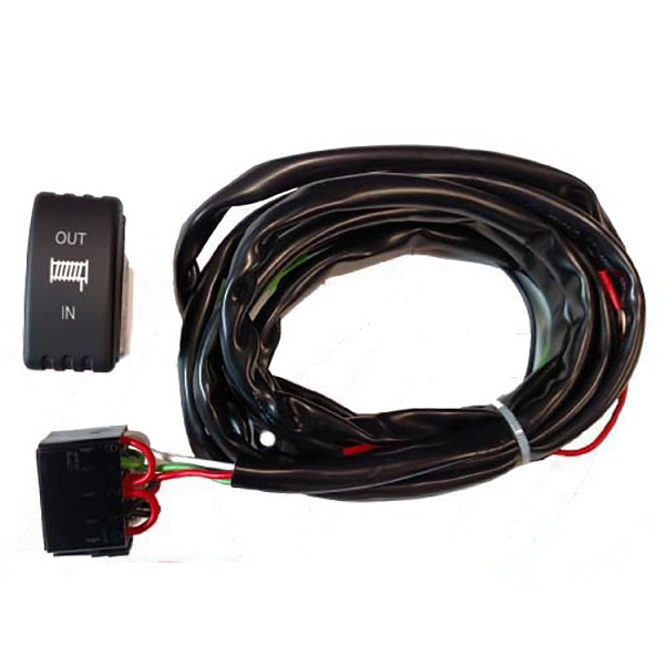 Dash-mounted Rocker Switch Kit