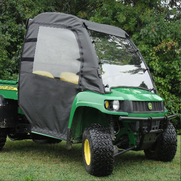 Side Door & Rear Window Kit for the John Deere Gator HPX & XUV with Deluxe Cab (Requires Factory Glass Windshield)