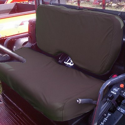 Bench Seat Cover for Kawasaki Mule 600 & 610 (Black)