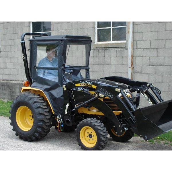 Standard Cab with Hinged Doors for Cub Cadet Yanmar EX2900 & EX3200