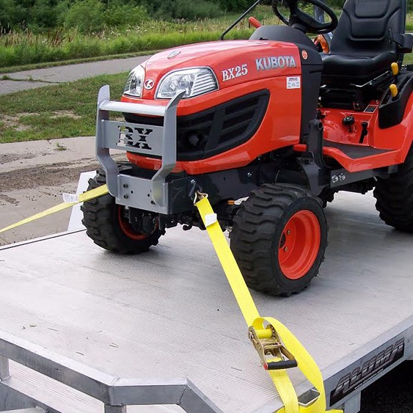 Front Tie Down Attachments for Kubota BX Series Tractors