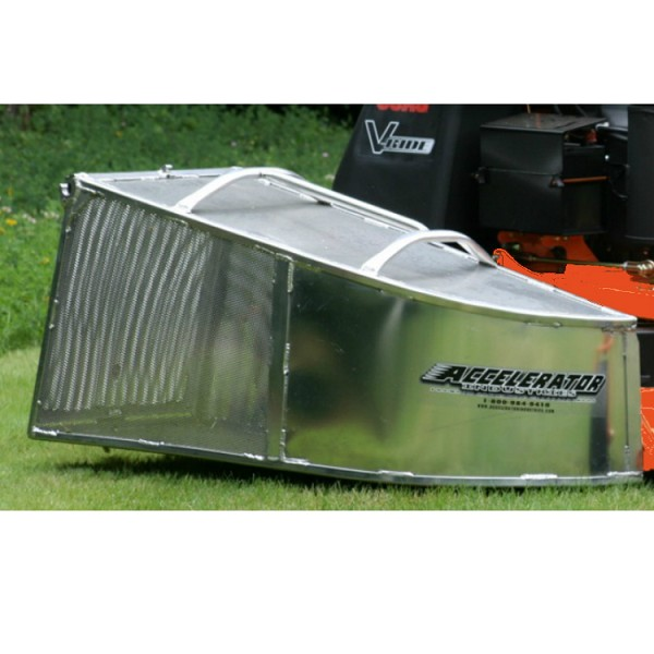Jumbo Grass Catcher for Kubota Z400 Series