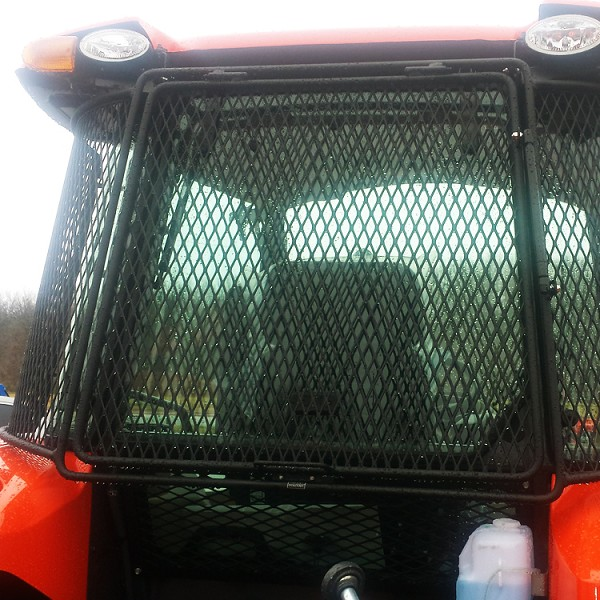 PROTECTIVE CAGE FOR MASSEY FERGUSON 4710M