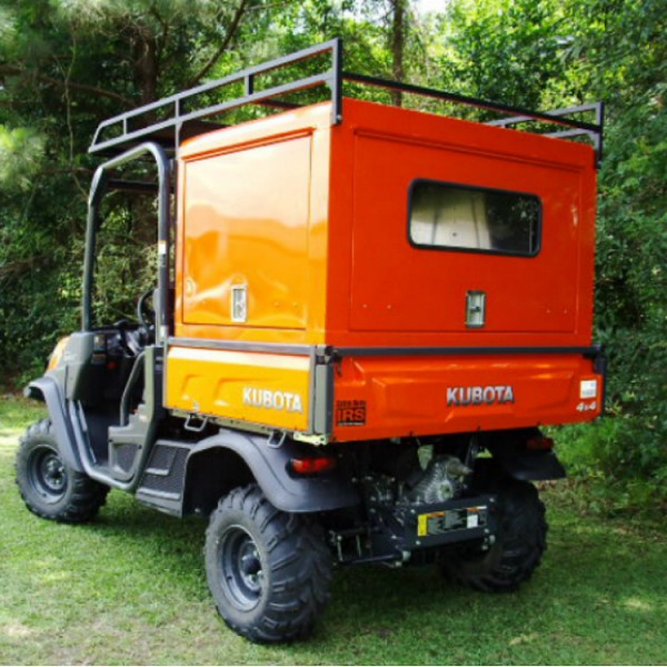 Utility Bed Box with Gull-Wing Doors for Kubota RTV-X Series