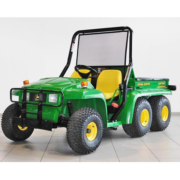 ROPS (Roll Over Protective Structure) for John Deere Gator