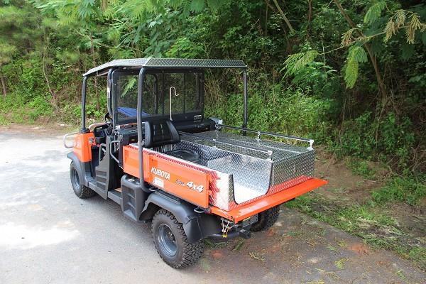 UTV Deluxe Medical-Rescue Skid with Provider Seat