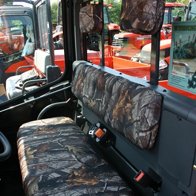 Seat & Head Rest Covers for Kubota RTV1100