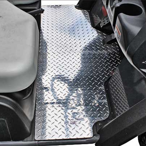 DIAMOND PLATE FLOOR MATS FOR THE KUBOTA RTV-X SERIES