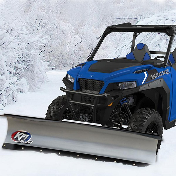 "72"" Pro-Steel Snow Plow Kit"