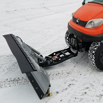 "60"" Pro-S Straight Snow Plow Kit"