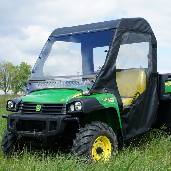 FULL CAB ENCLOSURE TO FIT EXISTING WINDSHIELD FOR JOHN DEERE GATOR FULL SIZE XUV, HPX