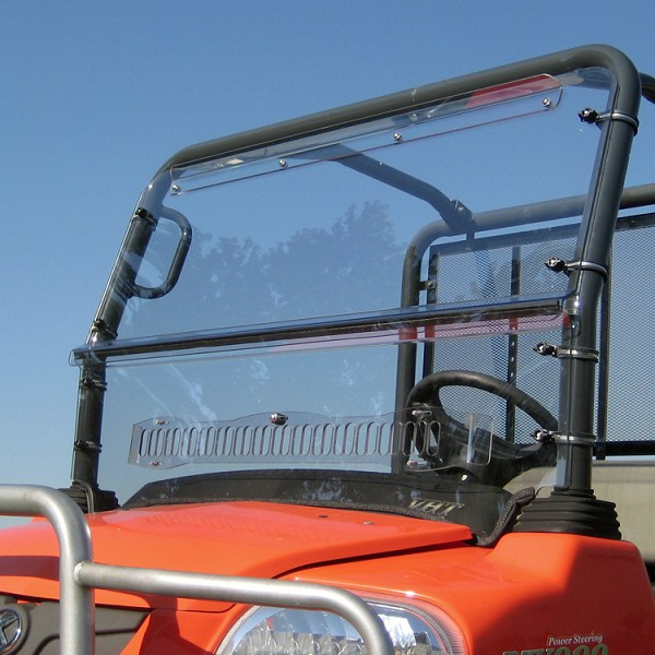 General Purpose Polycarbonate Vented Windshield for Kubota RTV1140