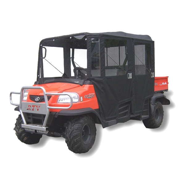 Soft Top Cab Enclosure for Kubota RTV1140