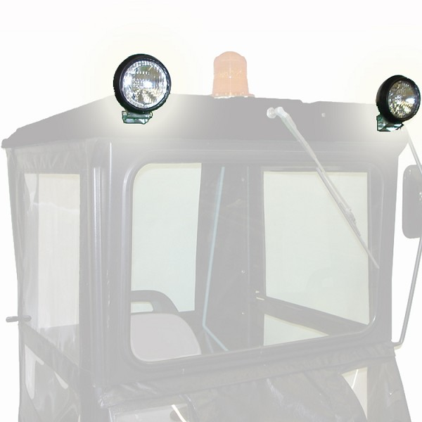 "Work Light Kit for ""Original Tractor Cab"" Hardtop Cab Enclosures"