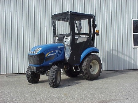 CAB ENCLOSURE FOR NEW HOLLAND BOOMER 20, 24 & 25