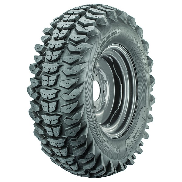 "ASSEMBLY: Trail Warrior Tire (27"" X 9.00"") / STEEL WHEEL (14"" X 7"" - 4 X 110)"