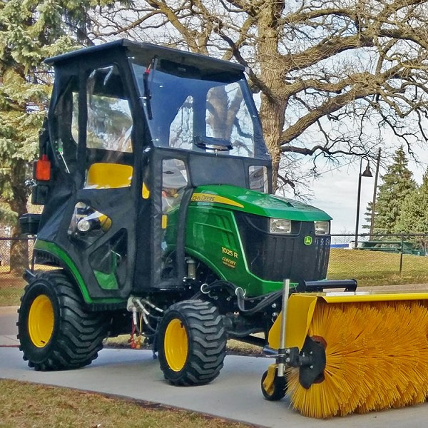 All Weather Cab for John Deere 1-Family Tractors