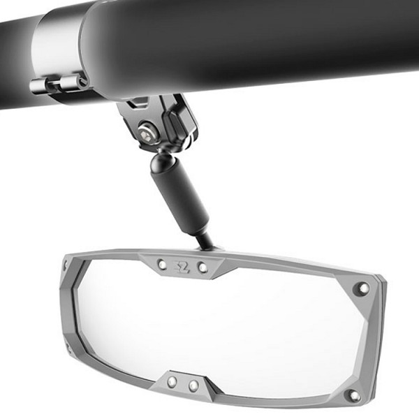 """Halo -R"" Rear View Mirror for 2.00"" Roll Bars"
