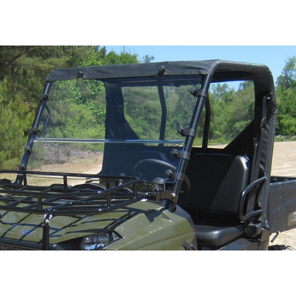 Polaris Ranger Midsize - Soft Top and Back Panel
