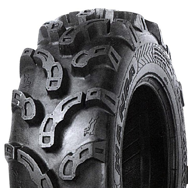 "P375 Journey Heavy Mud Tire - 26"" x 12"" 6-Ply for 12"" Rim"