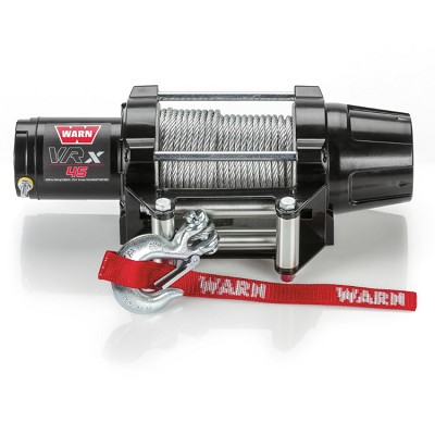 WARN VRX 45 Winch - Steel Cable