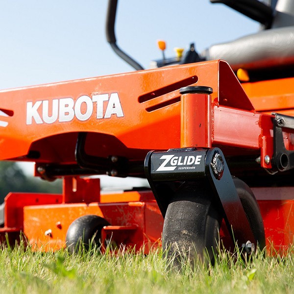 ZGLIDE SUSPENSION FOR KUBOTA Z100-Z200 SERIES MOWERS